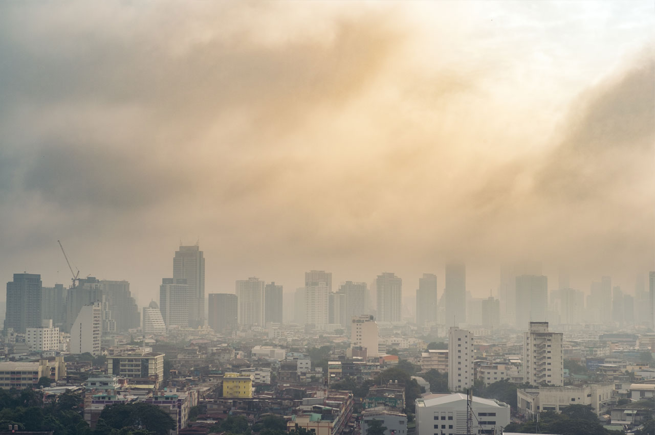 Air Pollution and Premature Birth
